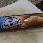 Crescent rolls to the rescue