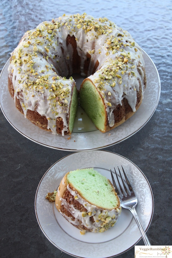 White Chocolate Chip Pound Cake Recipe