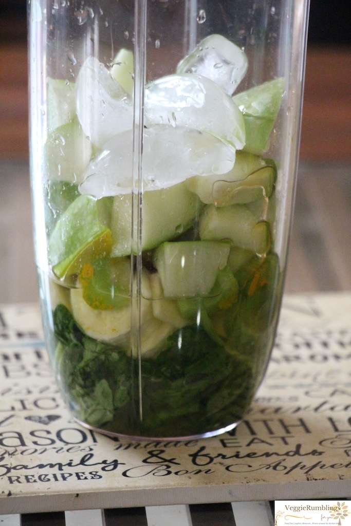 Green Power Morning Smoothie